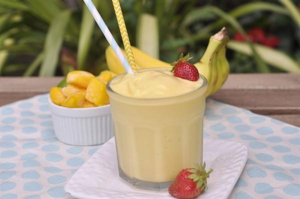 simpele smoothie recepten