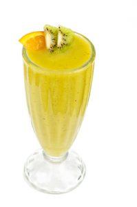 http://www.dreamstime.com/stock-image-kiwi-passionfruit-cocktail-ice-white-image34253571