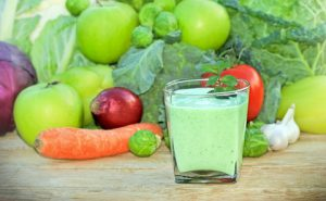 http://www.dreamstime.com/royalty-free-stock-photos-green-smoothie-green-juice-squeezed-fresh-organic-fruits-vegetables-image36242368