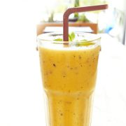 http://www.dreamstime.com/stock-photo-mango-passion-fruit-smoothie-wood-background-image39329260