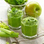 Groen Plezier met Appel en Spinazie