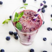 http://www.dreamstime.com/stock-photos-blueberry-smoothie-glass-jar-straw-sprig-mint-fresh-berries-image43881903